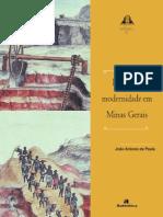 PAULA, João Antônio Raizes Da Modernidade Em Minas Gerais