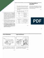 Perodua Kancil Repair Manual  Manual Transmission