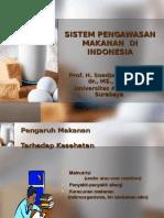 Bab 10 Sistem Pengawasan Makanan Di Indonesia