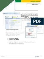 Caderno Exercícios Windows 7