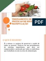 Treinamento de Boas Práticas de Higiene e Manipulação