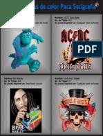 Catalogo Separacion de Color