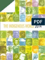 Indigenous World 2014