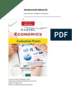 JC Economics Tuition