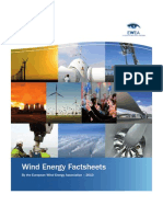 Wind Energy Factsheets