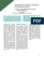 Diphoterine - Medical Paper (Prof. Schrage)