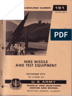 MMS-151 Nike Herc Missile Test - Complete