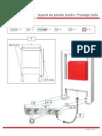 20 ACV Prestige SOLO Instructiuni Montare Suport Perete CI 05.01.01 Ro