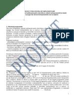 Proiect Procedura Femeia Manager 2015