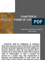 obligation and contract