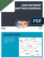 Presentatie Matthijs - Brand Your Talent