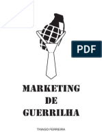 TCC Marketing de Guerrilha