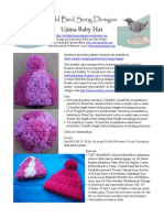 Ujima Baby Hat UK Terms