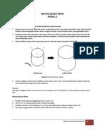 Modul 2 Praktikum Desain Grafis x3