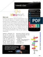 Ideamart Newsletter 2014
