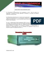 Dermatron Organometron DMV5