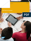 C4C Documentation August 2014