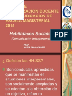 8.Habilidades Sociales- Taller
