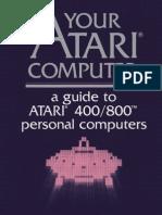 Your Atari Computer, A Guide to Atari 400/800 Personal Computers