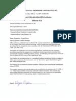 Progressive Rural CPNI Cert & Statement.pdf