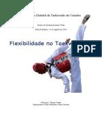 Tese Tatiana Valada 1 Dan - Flexibilidade no Taekwondo