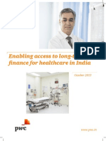 Enabling Access to Long Term Healthcare Funding in India