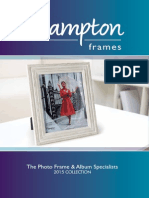 Hampton Frames 2015 Catalogue