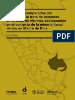Trata de Personas - Jaris Mujica