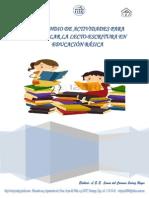Compendio de Actividades Para Estimular La Escritura y La Lectura en Eeucadacion Basica