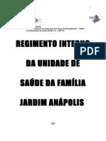 Regimento Interno Cms Jardim Anapolis 2015