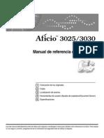 Copias Ricoh