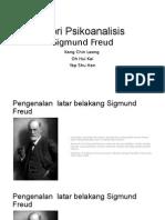 Teori Psikoanalisis
