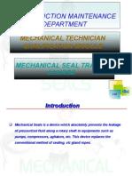 CM M 09 Mechanical Seal