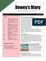 February 2015 PTA Newsletter