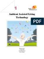Ambient Assisted Living - Technology