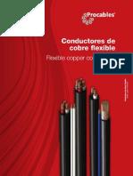 Catalogo-conductores de Cobre Flexible