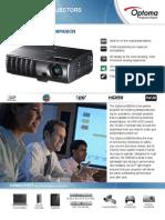 Projector Spec 7509
