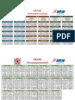 Fixture 2015