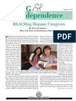Aging and Independence Services• February• Ebulletin