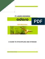 Adaro Coal Handling Manual
