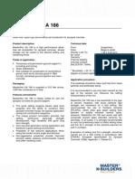 Construction Chemical Safety Datasheet 3