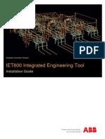 1MRK500115-UEN en Installation Guide IET600 5.3