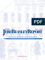 The Jere Beasley Report, Mar. 2006