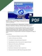 Sistematic 2012