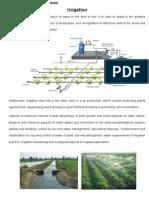 irrigation  Description