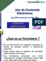 Gestion de Contenido Electronico- Clase 3