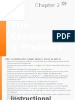 econ ch 2 the economizing problem