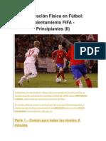 Preparación Física en Fútbol