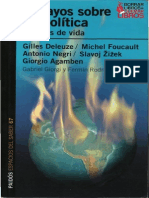 Zizek Et Al Biopolitica