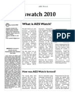 What is AES Watch